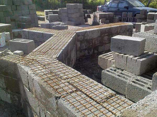 Дом керамзитоблок своими руками