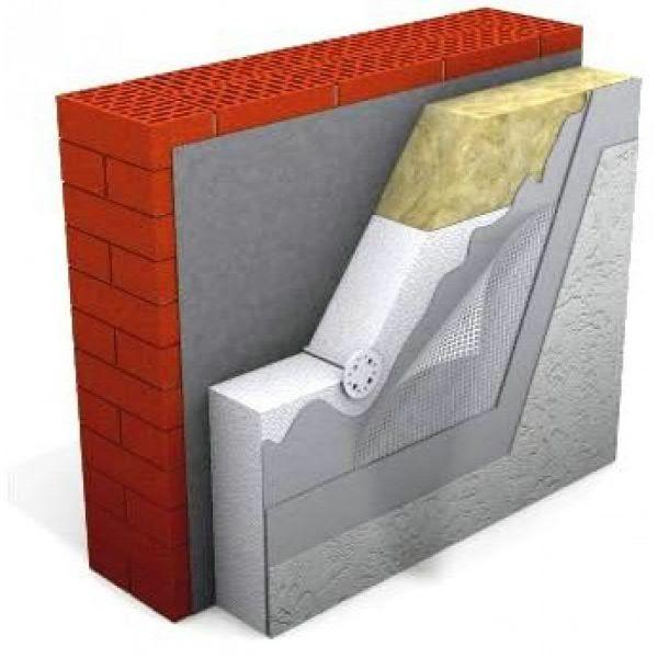 Стіна з цегли