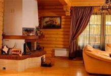 Утеплення стін дерев'яного будинку зсередини