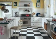Покриття для підлоги в кухню
