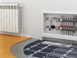 Тепла підлога чи радіатори?