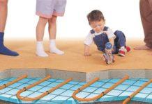 Тепла підлога відуки