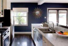 Ремонт стін на кухні