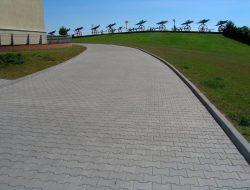 Тротуарна плитка «Гантеля»