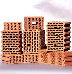 Поризовані керамічні блоки