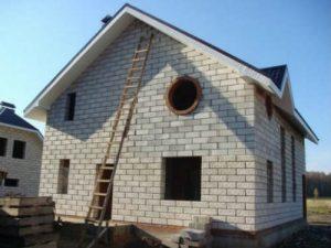 Будинок з піноблоків