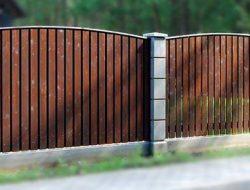 Стовпці на паркан львів